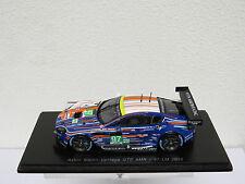 Aston Martin Vantage GTE AMR nr 97 LM 2013 Spark S3772 1/43