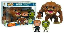 Funkojan162387 Rancor With Luke Slave Oola Vinyl Figure 3-pack