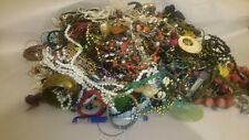 MASSIVE 13KG Job Lot of Costume Jewellery Necklaces Bracelets Earrings etc lot 2