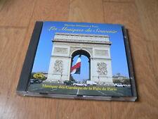 Les Musiques du Souvenir, Marches Militaires à Paris - Gardiens de la Paix - CD