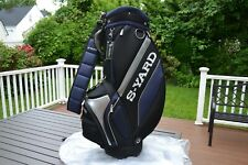 Original S-Yard Cart Golf Bag Honma Pxg New