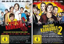 DVD  * VORSTADTKROKODILE TEIL 1 + 2 # NEU OVP