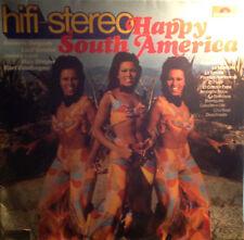 DISCO 33 GIRI - Happy South America