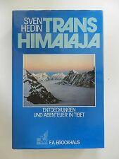 Sven Hedin Trans Himalaja Entdeckungen Abenteuer in Tibet