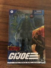 "HASBRO GI-JOE 6"" CLASSIFIED TARGET COBRA ISLAND BEACH HEAD BLUE EYE VARIANT RARE"