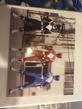 Austin St. John Signed 8x10 Photo Power Rangers Auto Jason Red Ranger