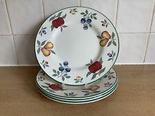 Royal Stafford Toscana - 4 x 21.5 cm Salad Plates