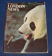 THE ILLUSTRATED LONDON NEWS APRIL 1976 - DIMBLEBY AND SONS