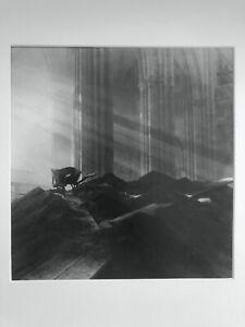 1924/80 Original JOSEF SUDEK Silver Gelatin Photograph St. Vitus Cathedral