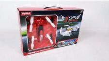 New Syma X9S Fly Car 4 Channel 2.4Ghz RC Quadcopter Drone  Red