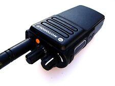 MOTOROLA DP4400e  DIGITAL TWO WAY RADIO UHF WALKIE TALKIE IP68 PROFESSIONAL USE