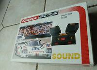 Carrera PROFI Sound Box 71709 baugleich 70709 Exclusiv 124 132 plus ZUGABE
