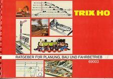 catalogo TRIX HO 1987 Ratgeber für Planung 69003                 D      dd