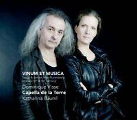 VINUM ET MUSICA - VISSE/CAPELLA DE LA TORRE [CD]
