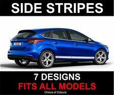 ford Grand C-MAX Grand Tourneo Connect Ka Kuga side stripes decals sticker