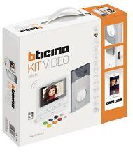 KIT Video citofono Bticino colori WIFI 364614