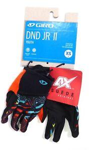 Giro DND JR II Blast XS Cycling Gloves