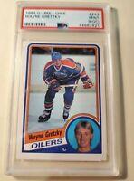 1984 O-Pee-Chee Hockey Wayne Gretzky #243 PSA 9 (OC) MINT