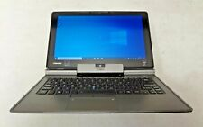 Toshiba Portege Z10T Intel Core i7-4610Y 8GB RAM 256 GB SSD Tablet w/ Keyboard