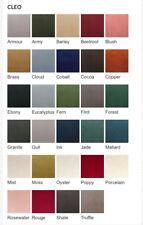 FUN BEDHEADS Single Size Stunning Velvet Colour Upholstered Bedhead