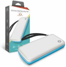Hyperkin EVA Hard Shell Carrying Case for Nintendo Switch Lite - White/Turquoise
