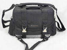 Canon Large 200DG Digital Camera Gadget Bag Water Repellent Adjustable Dividers