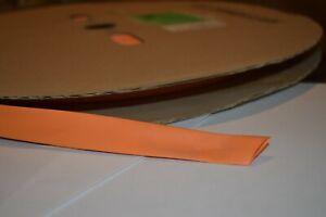 "1/2"" Orange 2:1 Polyolefin Heat Shrink Tubing - 10feet"