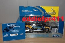 1/43 SIGNED 2011 FORD FG FALCON MARK WINTERBOTTOM FPR PERFORMANCE ORRCON RACING