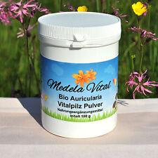 100g Bio Auricularia Vitalpilz Pulver von Medela-Vital