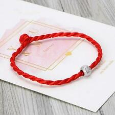Kabbalah Red Rope String Bracelets Lucky Bead Tibetan Buddhist Jewelry Newest