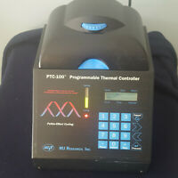 "MJ Research Model PTC-100 96-Well Programmable Thermal Cycler Controller ""As Is"""