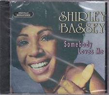 CD 14T SHIRLEY BASSEY SOMEBODY LOVES ME NEUF SCELLE
