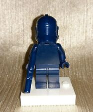 Genuine LEGO Star Wars Dark Blue Clone Trooper Prototype Minifigure RARE