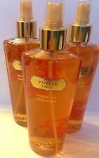 3 Victoria's Secret Fragrance Perfume Mist For Women Vanilla Lace & musk 8.4 oz
