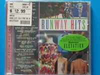 Runway Hits:Music from the Catwalk by Various Artists(CD,1998,Rhino)*NEW SEALED*