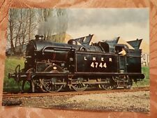 Great Central Railway LNER N2 Class 0-6-2T No. 4744 Vintage Postcard