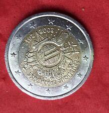 2€ Münze Republik  Francaise  2002 - 2012