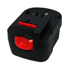 G/C Battery, Co. 12V 2.0Ah NiCd Battery UPGRADED Replacement for Black & Decker