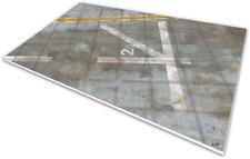 Airfield Tarmac 02 Bigsize 1:72 Peana / Plinth 350x250MM