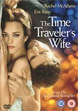 The Time Traveler's Wife DVD VGC Region 2