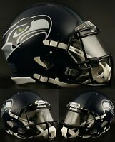 SEATTLE SEAHAWKS NFL Riddell SPEED Full Size Replica Football Helmet