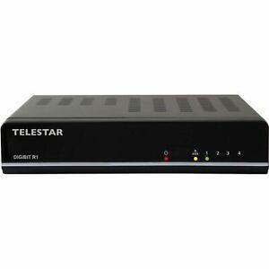 SAT to IP IPTV TELESTAR DIGIBIT R1 SAT>IP Netzwerk Transmitter Router Server TV