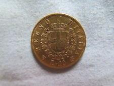 Gold Italian Coins