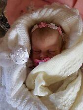 Reborn baby girl (magnifique bébé Chloé) par Dawn Kelly