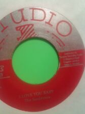 "JA 7"" STUDIO 1 I LOVE YOU BABY / INSTRUMENTAL The soulettes"