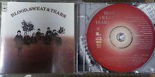 Blood Sweat and Tears self titled CD rare Austria press bonus tracks 2000 rare
