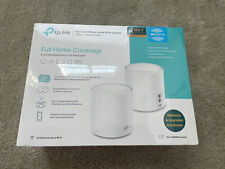 TP-LINK Deco W3600 Wi-Fi 6 AX1800 Mesh WiFi Router (new sealed)