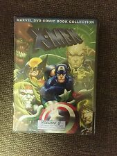 ORIGINAL 90'S MARVEL'S X-MEN ANIMATED SERIES SEASON 5(DVD, 2-Disc Set) SEALED!!!