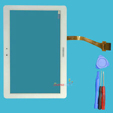 White TOUCH SCREEN  For SAMSUNG GALAXY TAB 2 10,1 GT-P5100 TOUCHSCREEN
