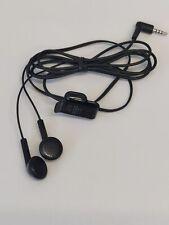 Nokia WH-101 Original Nokia Stereo Headset - Schwarz 2,5mm Klinke